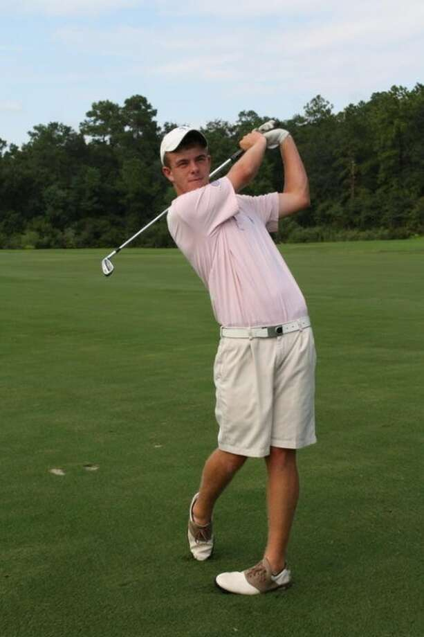 The John Cooper School senior Matt Barth is the favorite to win the Southwest Preparatory Conference title on April 25.