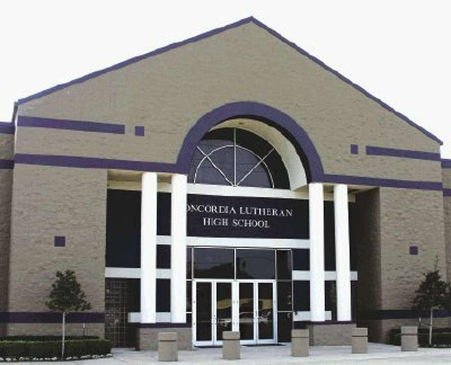Concordia Lutheran High School.