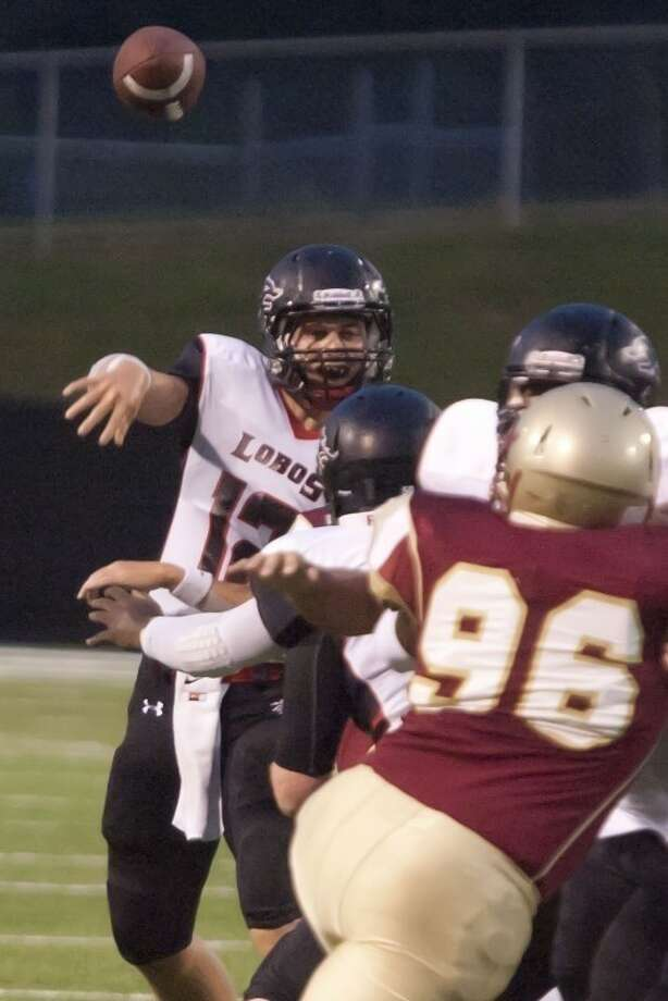 Langham Creek's Connor Feist will play football at Texas A&M next fall. Photo: FILE PHOTO