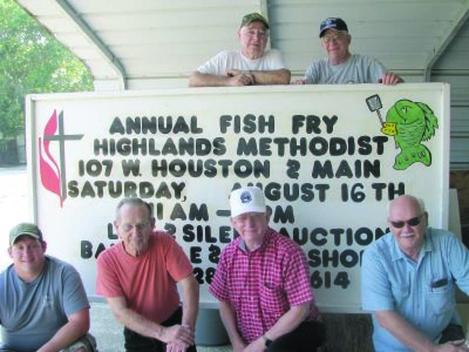 Highlands UMC prepares for 17th annual fish fry, auction
