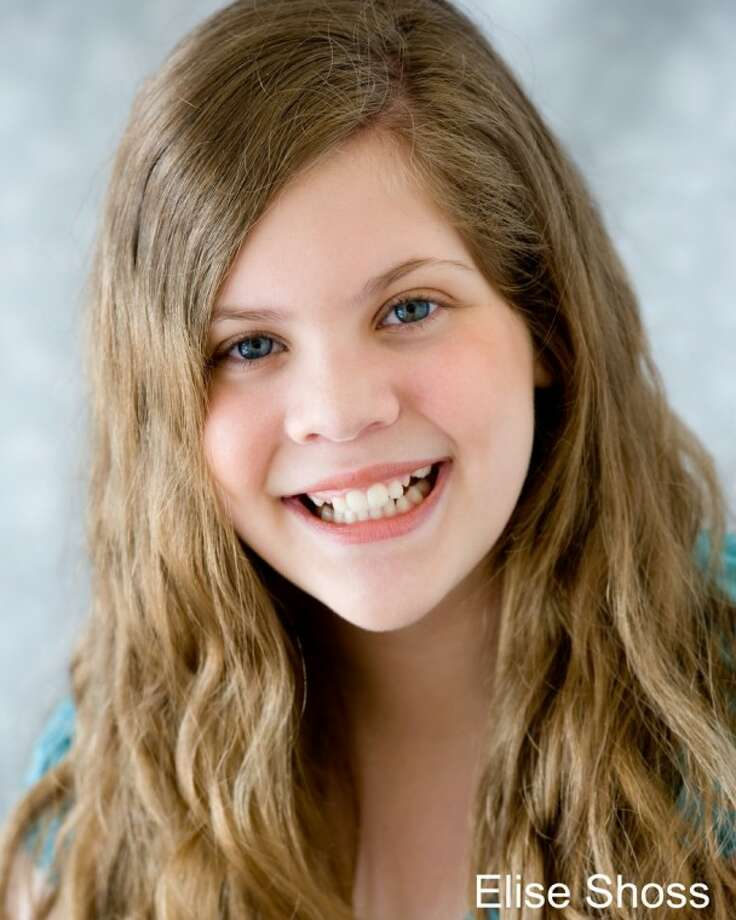 """Elise Shoss, a 12-year-old from West University Place, will appear in the TUTS' production of """"Annie"""" as Duffy, one of the lead orphans. (Photo submitted by Theatre Under The Stars)"""
