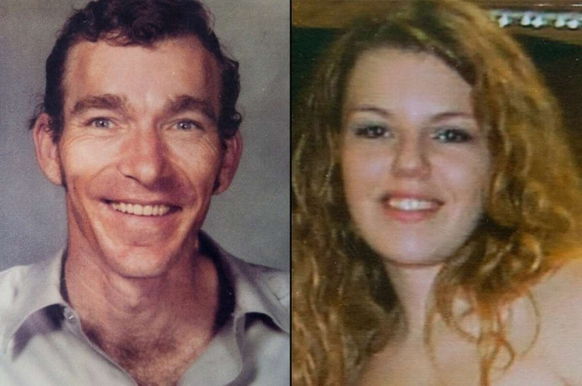 Coldspring High School janitor Murray Burr, left, was found murdered in his home on Aug. 7, 2004. Megan Winfrey, right, who was 16 at the time of his death, was convicted of capital murder and conspiracy to commit capital murder in Oct. 2008.