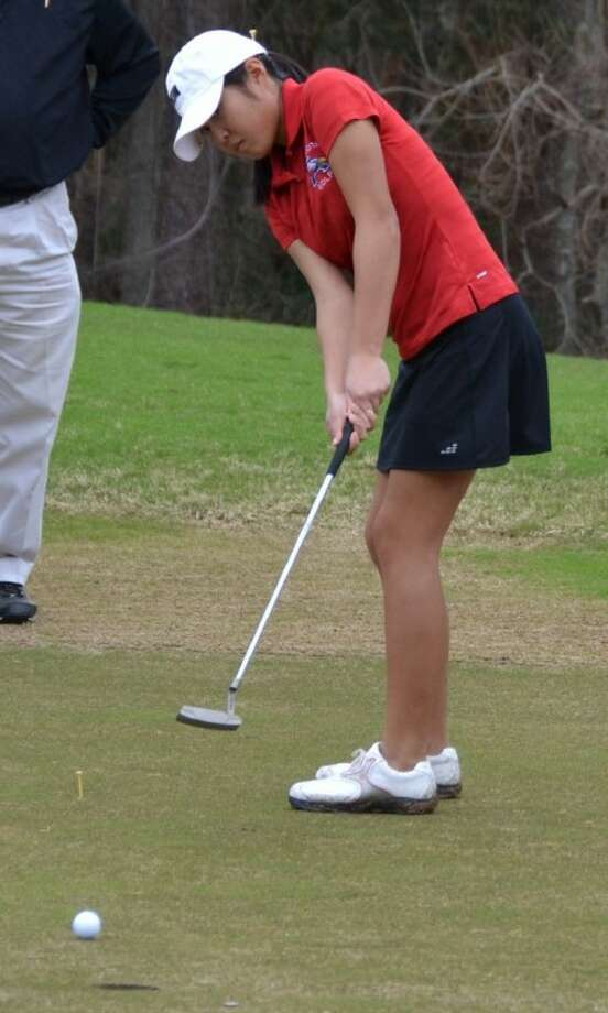 Over 400 golfers participated in last Monday's Humble ISD Golf Classic, including golfers from all four of the district's golf programs: Atascocita, Kingwood, Kingwood Park and Summer Creek. Photo: Stephen Whitfield