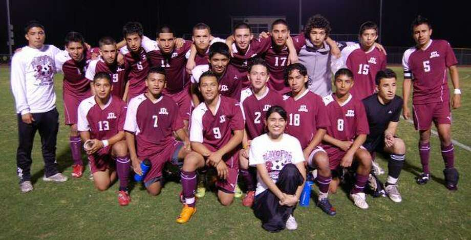 The Waller soccer team made it to the fourth round of the playoffs to the regional qualifying round.