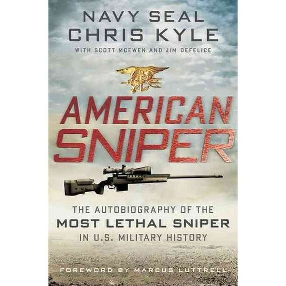 Life of true Navy Seal sniper chronicled in book