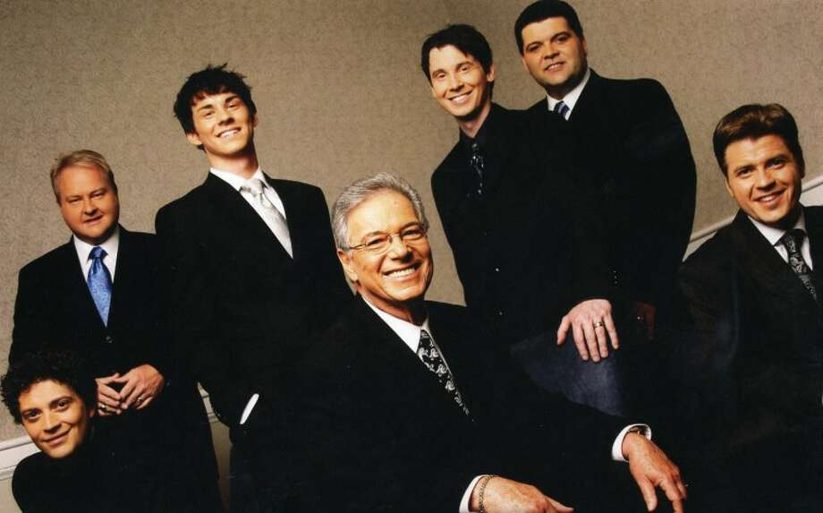 The Kingsman Quartet will perform Saturday, Aug. 16 at First Baptist Church in Magnolia. The gospel group consist of Ray Reese, Phillip Hughes, Tony Peace, Jeremy Peace, Nick Succi, Brandon Reese, and Grant Barker.