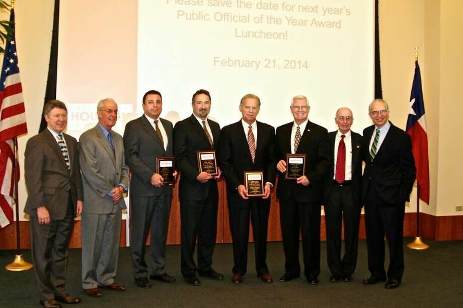Finalists for the Public Official of the Year Award.