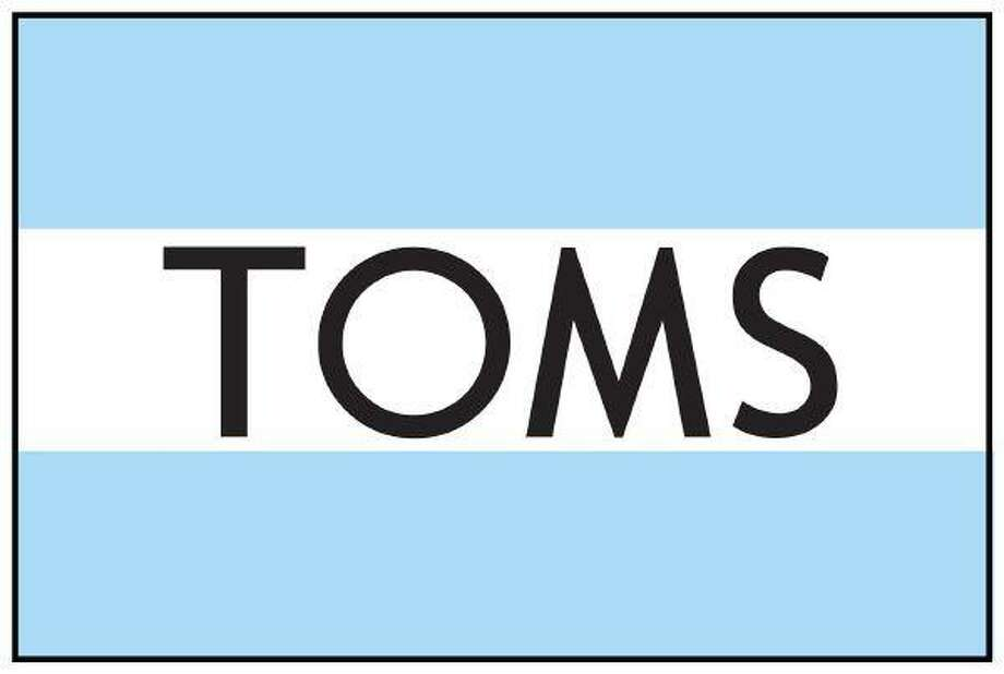 Celebrity in Kingwood is now selling TOMS shoes which for every shoe sold, the company gives a pair of shoes to an impoverished child.