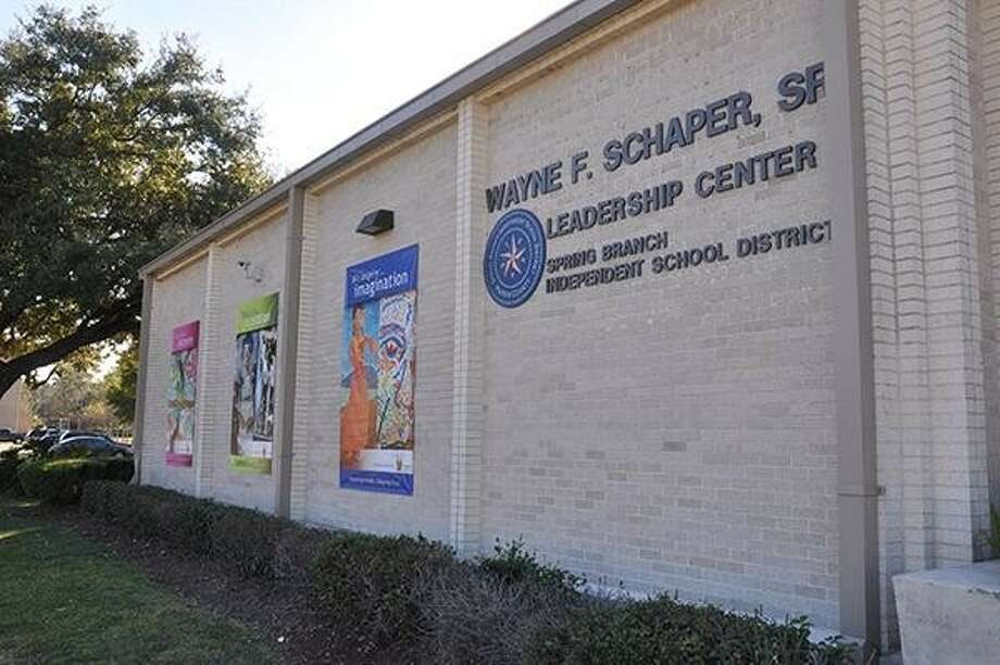 The renamed Wayne F. Schaper, Sr. Leadership Center. Photo: SBISD
