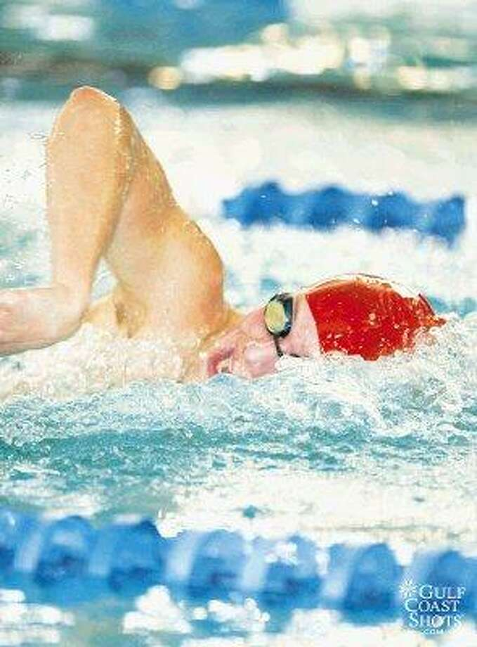 The Memorial boys and girls swim team will have four individuals — two boys and two girls — and three relay teams at the 5A state meet in Austin beginning a week from Friday.