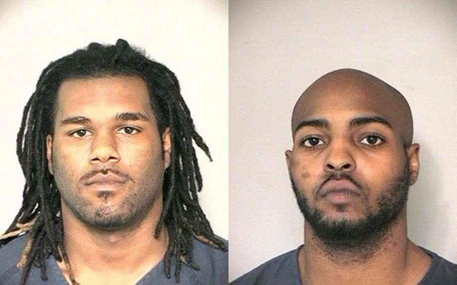 Eyewitnesses from two neighborhoods and alert Fort Bend County Sheriff's Office deputies helped in capturing burglary suspects Christopher Mayfield, left, and Floyd Wilson, right.