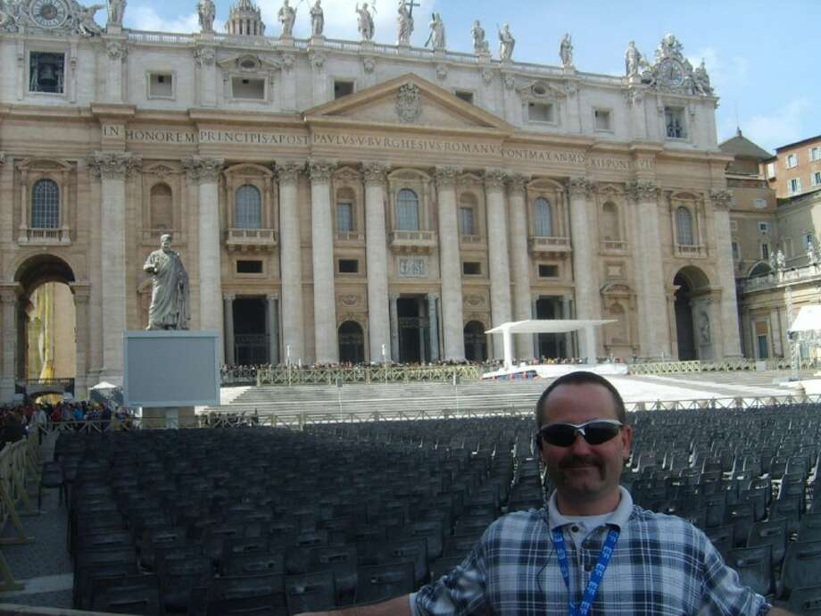Saint Peter's Basilica in the Vatican was one of the historic sites students visited during a spring break 2010 trip to Europe. THS World History teacher Dalton Gregory says the next trip is planned for July 2012 and will include stops in Germany, Poland and the Czech Republic. Photo: Submitted Photo