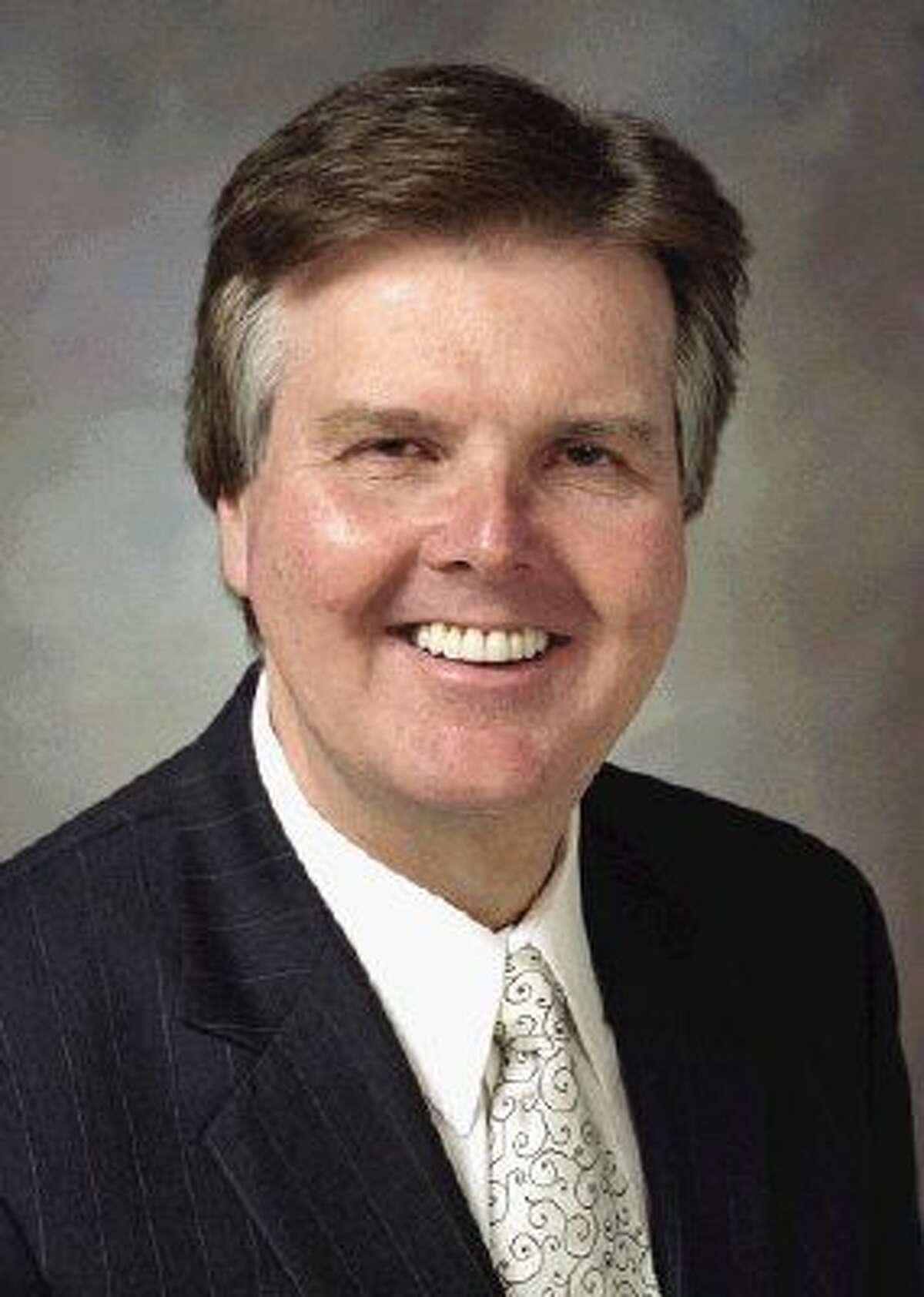 Lt. Governor-elect Dan Patrick