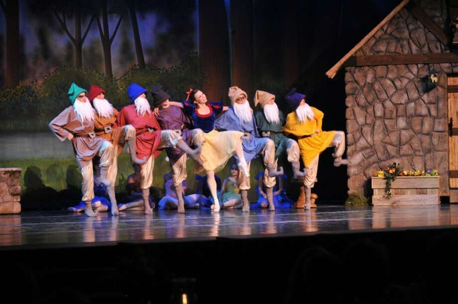 "Kingwood Dance Theatre will present ""Snow White and the Seven Dwarfs"" March 30-April 1. For ticket information, visit kingwooddancetheatre.com or call 281-358-4616."