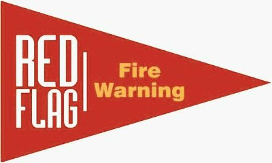 Fire danger returns: cold, dry, windy conditions lead to red flag warning Sat. / @WireImgId=2525815