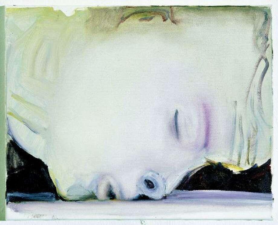"Marlene Dumas offers ""Measuring Your Own Grave"" at The Menil"