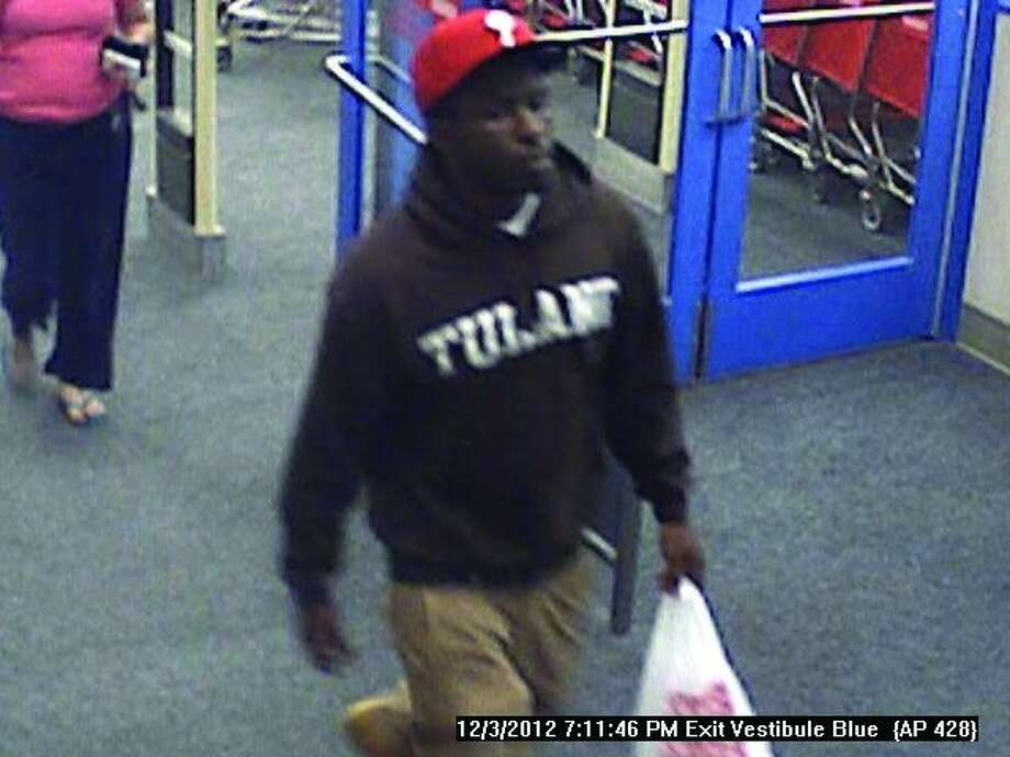 Crime Stoppers and investigators with the Pasadena Police Department are searching for the credit card theft suspect responsible for making over $12,000 in unauthorized purchases throughout the metropolitan area.