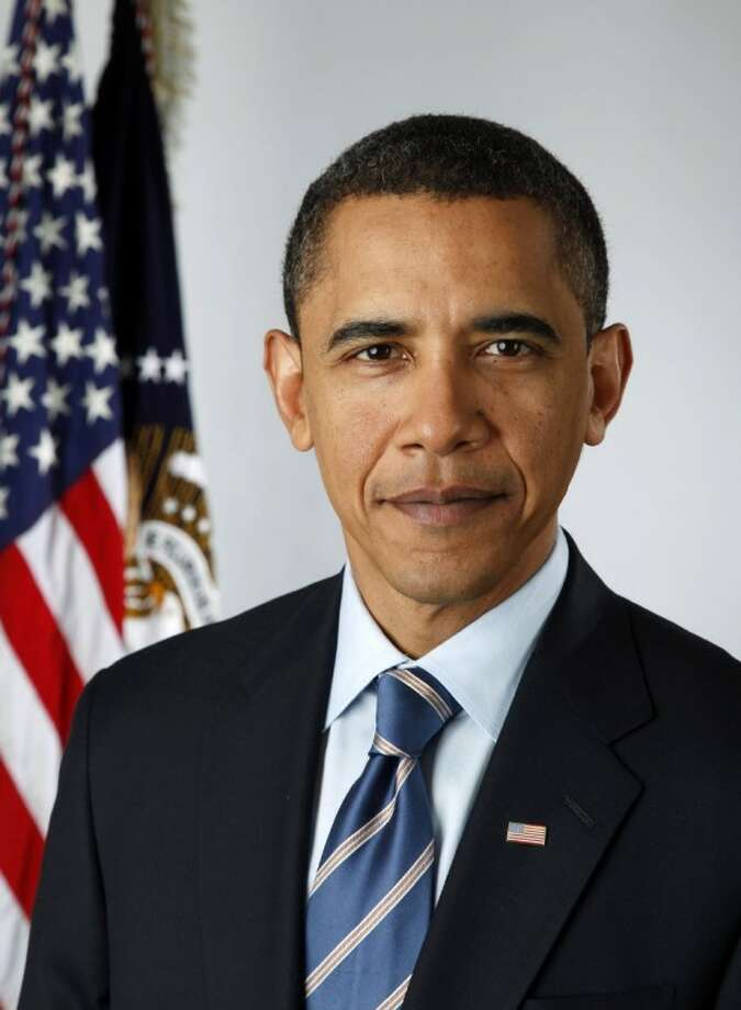 Official portrait of President-elect Barack Obama on Jan. 13, 2009.(Photo by Pete Souza)