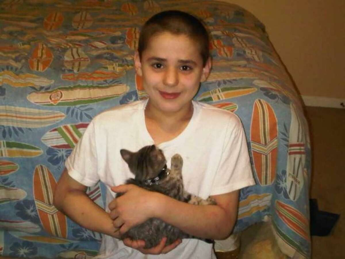 Asher Brown was only 13 when he killed himself after reportedly being bullied for two years.
