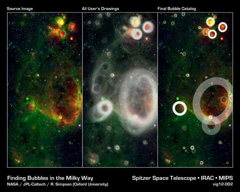 NASA: Team of volunteers finds evidence of new star