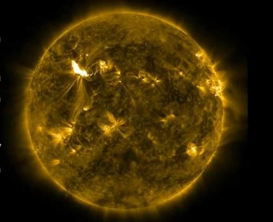 NASA provides update on solar flare as its effects reach ...