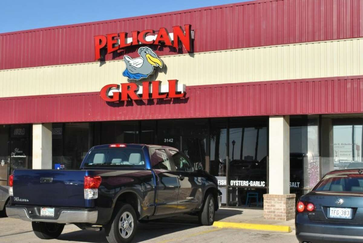 The Food Network's makeover of the Pelican Grill in Seabrook can be seen on TV in April.