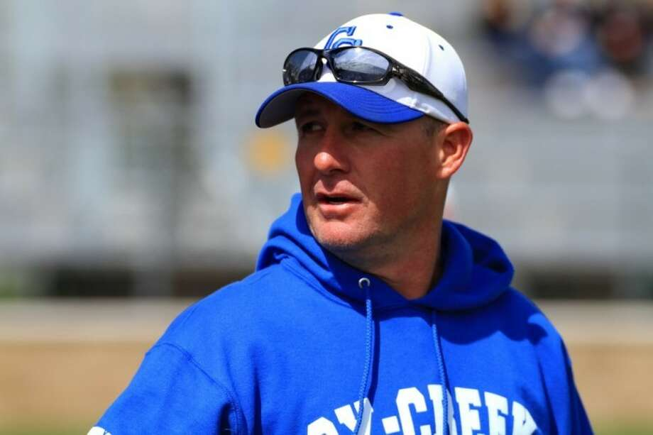 Cy Creek baseball head coach Mike McCollum has his team rolling at the right time in the playoffs. Cy Creek is becoming a power in 17-5A baseball. Photo: KJWESPHOTOS.com
