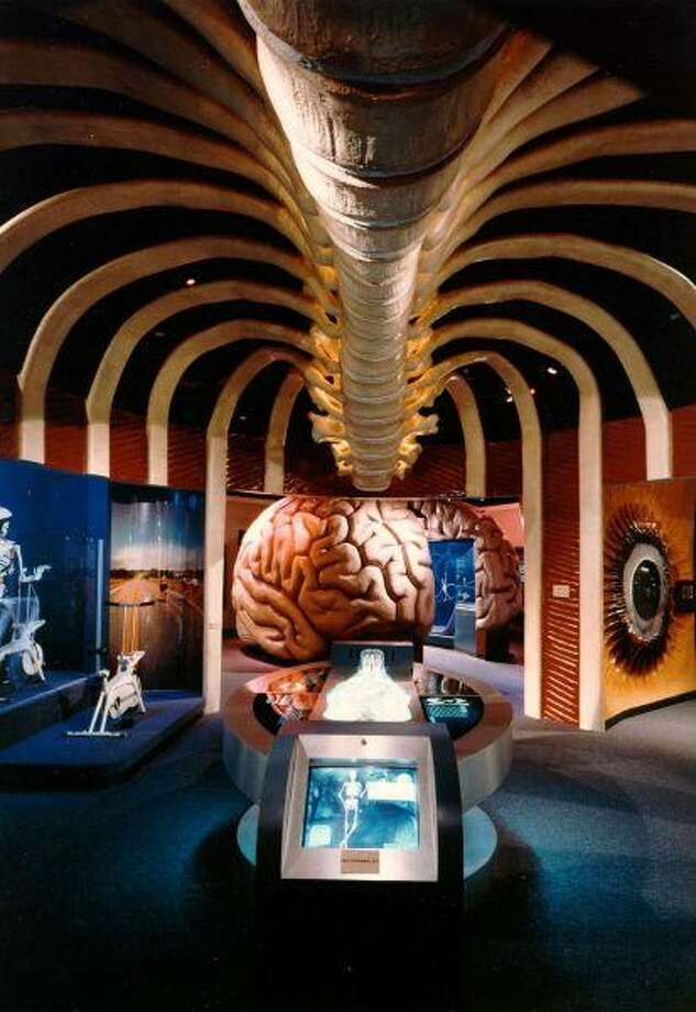 The Health Museum in the Museum District has several events throughout the weekend to entertain and challege the brain.