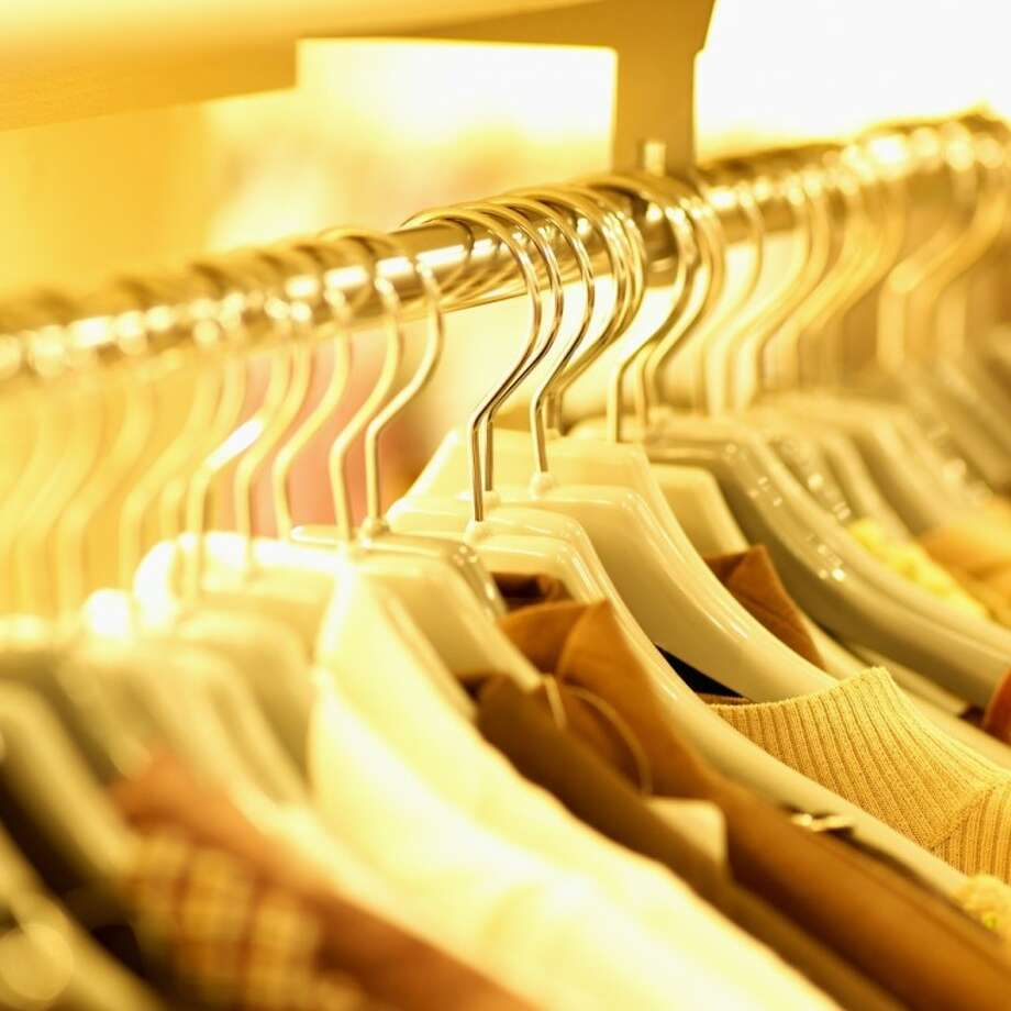 Courtesy photoRe-evaluating clothing for style and size once every six months will help a closet from becoming overcluttered and disorganized.