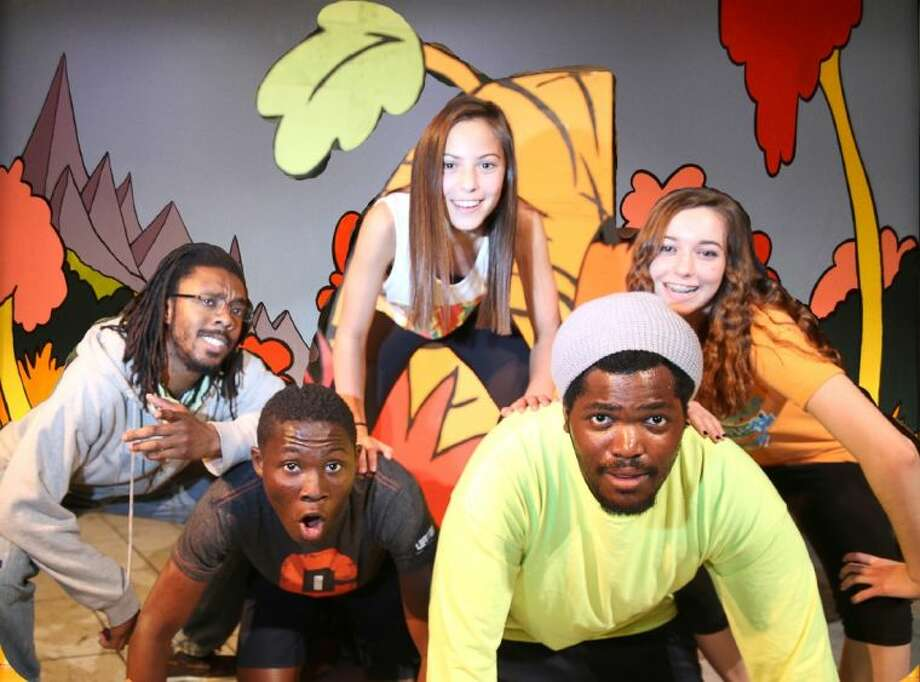 """""""Seussical: The Musical"""" opens on June 14 at the Country Playhouse for a three-week run. www.countryplayhouse.org"""