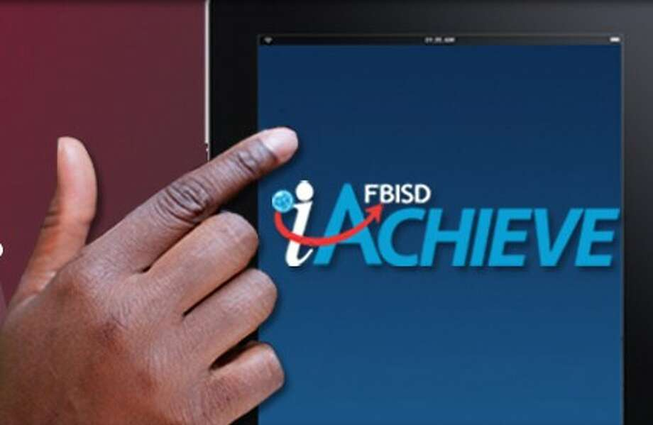 FBISD has launched a website to update the public about its new iACHIEVE program.