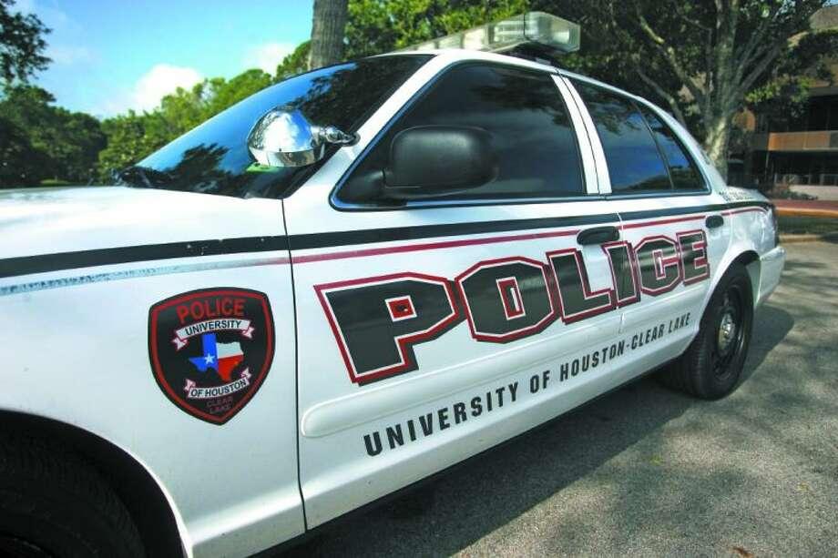 UHCL patrol car (file photo).