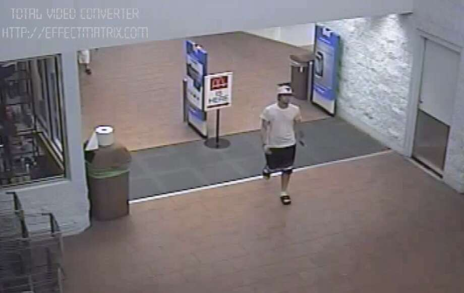 The Fort Bend County Sheriff's Office is searching for a suspect who stole a handgun and jewelry as well as a debit card from a residence in Village of Oak Lake.Records showed the suspect used the debit card at a nearby convenience store on May 22, and later attempted to use the card at a Wal-Mart in Sugar Land. The card was rejected twice at that store. Detectives believe the burglary occurred on that same date.