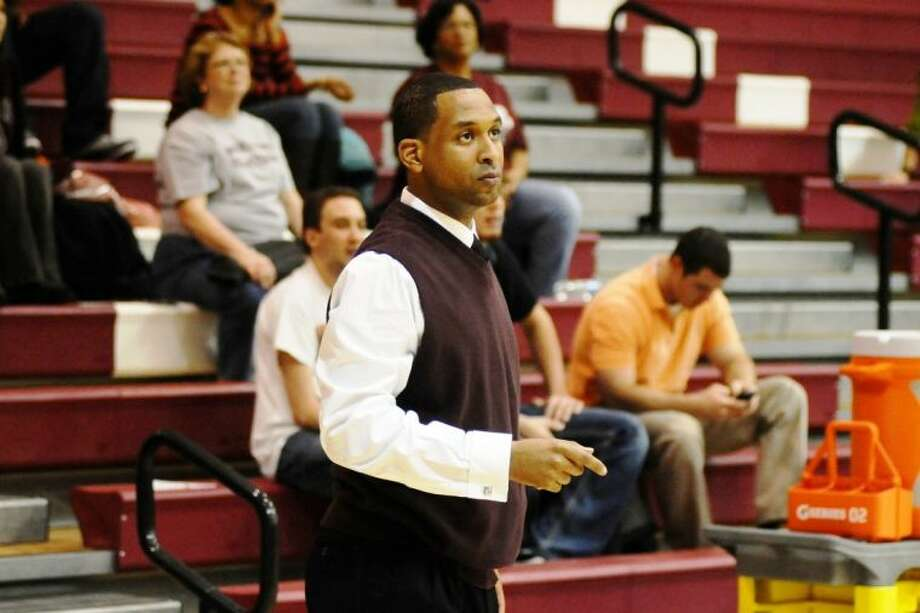 Clear Creek's Jeffrey Carroll resigned his coaching position with the Wildcats because of health concerns. Assistant Wes Bryan was named the new head coach on Friday. Photo: KIRK SIDES