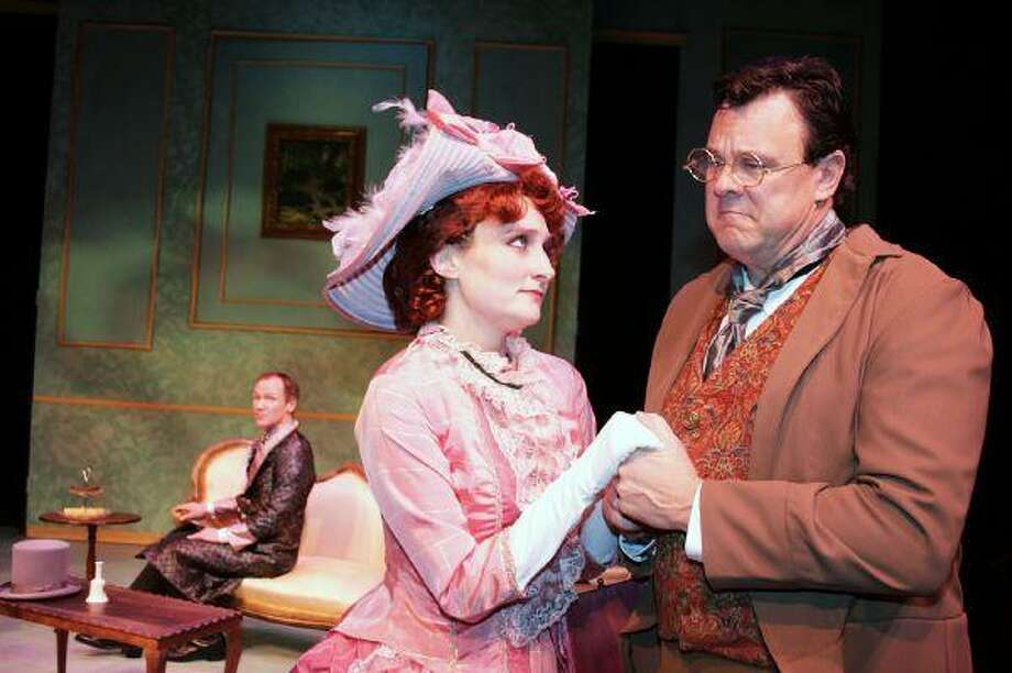 The Importance of Being Earnest, the classic comedy of wit, satire and love run amok, plays at College of the Mainland Community Theatre in Texas City April 8 through May 2. Performances are Thursdays through Saturdays at 8 p.m. and Sundays at 2:30 p.m.