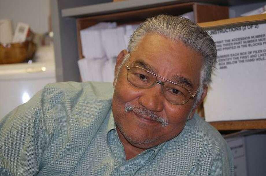 Antonio Fonseca of Pearland was named Volunteer of the Year.