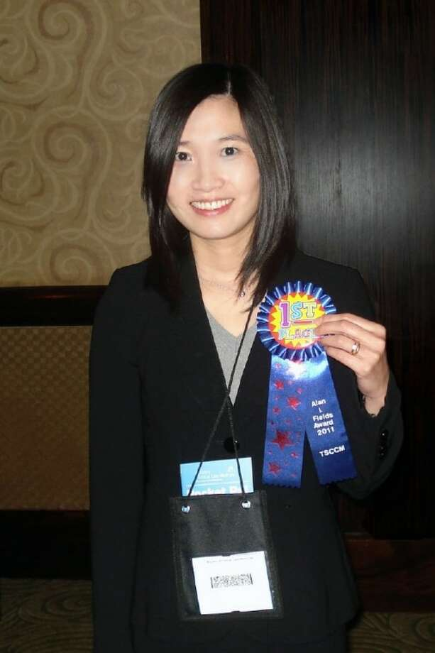 "The Texas Chapter of Society of Critical Care Medicine has selected Ran Xu, PhD, PharmD, BCPS, Clinical Pharmacy Coordinator of St. Luke's The Woodlands Hospital, as a recipient of the 2012 Alan I. Fields Award for her abstract titled ""Outcomes associated with a screening and treatment pathway for occult hypoperfusion following cardiac surgery."""