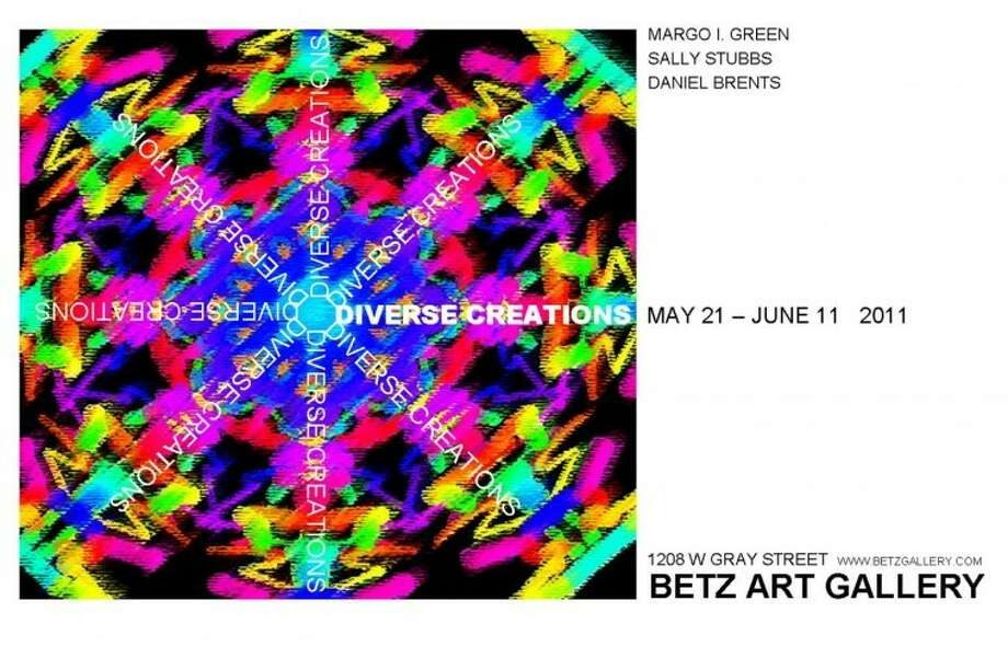 """Betz Gallery opens """"Diverse Creations"""" on May 21."""