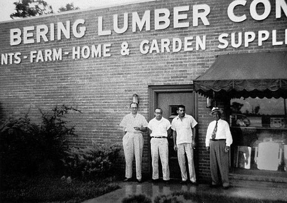 Bering's opened before World War II and has grown with the city. It has survived by evolving as industry trends and customer suggestions led to new ways to keep business flowing. The photo is from 1954.,