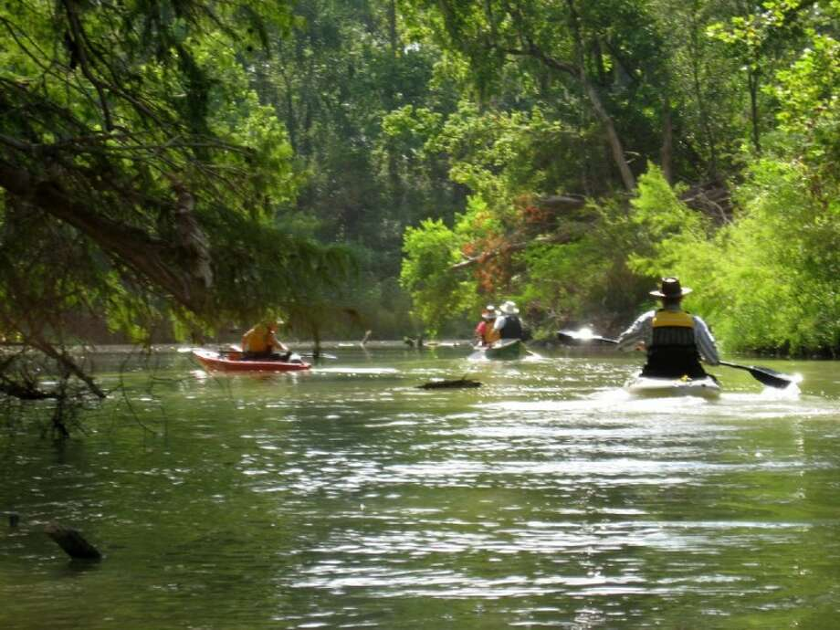 The 40 projects proposed by the Greens Bayou Corridor Coalition are intended to preserve the natural resources of the waterway while also creating public parks and recreational facilities.