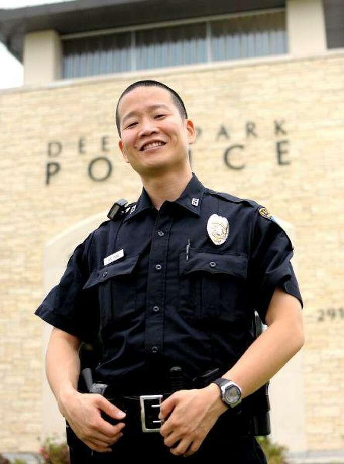 Officer Kevin Yang