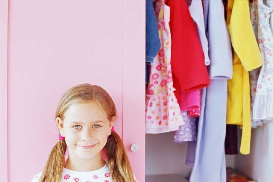 Reorganizing a cluttered and messy closet is a way to simplify life and reduce the hectic morning pre-work and -school routine.