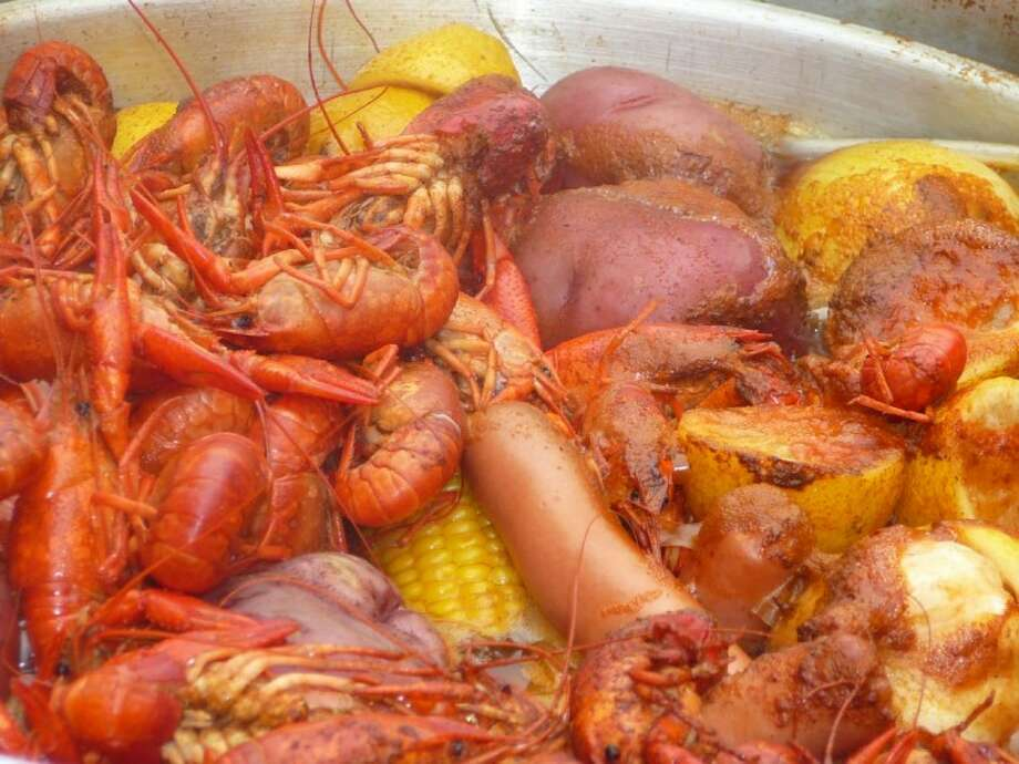 """In addition to live music, rides, games and vendors, Cy-Fest 2012: """"Taste of Louisiana"""" will feature several Cajun cuisine favorites, including plenty of crawfish."""