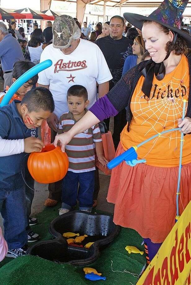 Traders Village runs a series of family oriented special events including ethnic festivals and an annual Halloween Boo Bash.