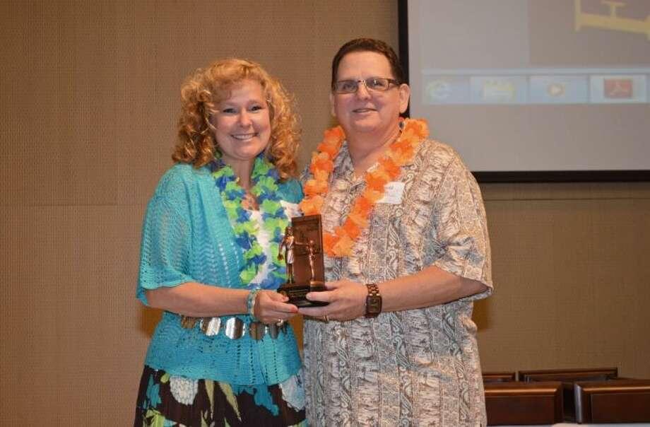 San Jacinto Elementary second-grade teacher Nina O'Sullivan was named the 2013-2014 Deer Park Independent School District Elementary Teacher of the Year. Photo: Jeri Martinez