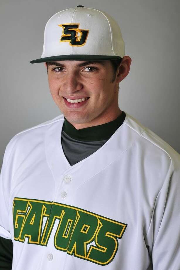 San Jacinto College pitcher Dustin Cook was selected in the 2013 Major League Baseball (MLB) First-Year Player Draft. Photo: ROB VANYA