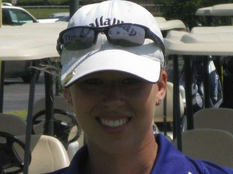 Jersey Village High senior golfer Audrey Koncaba signed with McNeese State earlier this year.