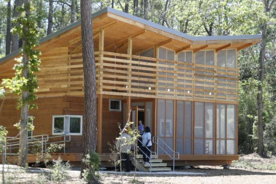 Improvements To Lake Houston Wilderness Park Progress