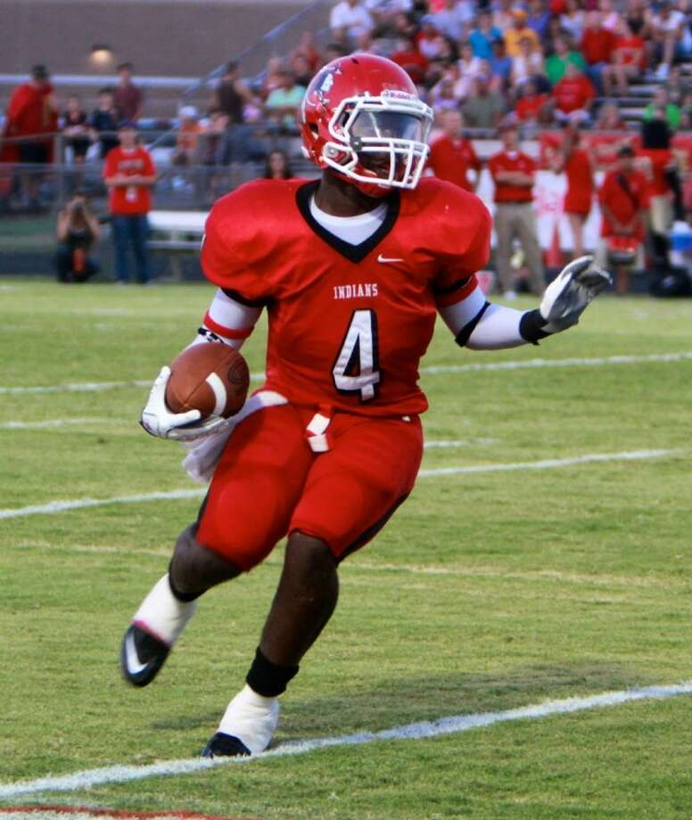 Trey Richardson was selected to play in the 2011 Southeast Texas Ford Group All-Star Football Classic on June 11.
