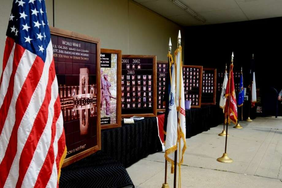 The Texas Fallen Heroes Memorial Wall will be at the Shred for Soldiers event, Tuesday June 25 from 12-4 p.m. at The Village at Gleannloch Farms.